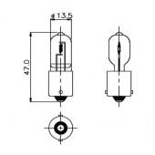 T-4 1/2 BA15s