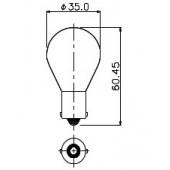 Miniature Aircraft Lamp 1723