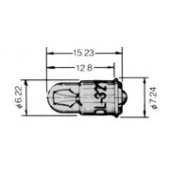T-13/4midget flanged 6030