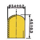 Silicone Rubber Boot C30045