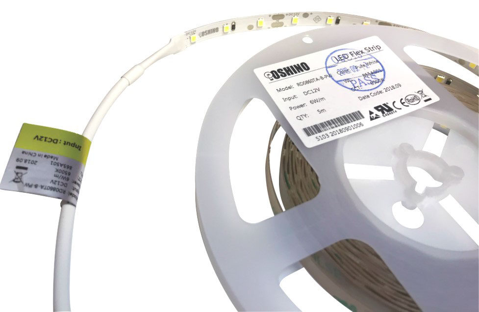 FlexiLED-0BA60 Indoor Pure White